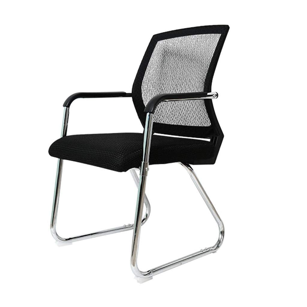 Office Visitor Chair with Medium Mesh Back-Starry Night
