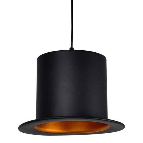 Top Hat Pendant Hanging Light E27-Starry Night