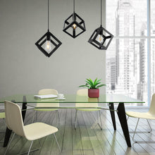 Load image into Gallery viewer, Square Pendant Light