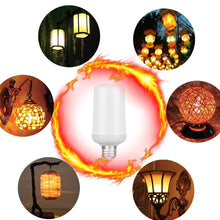 Load image into Gallery viewer, LED Flame Effect Light Bulb (Yellow, 3W, 200 lumens)