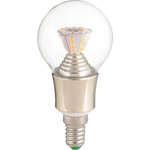 E14 7-Watts LED Bulb (Warm White)