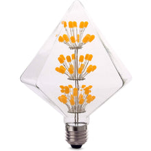 Load image into Gallery viewer, Decorative LED Diamond Shape E27 Edison Filament Bulb-Starry Night