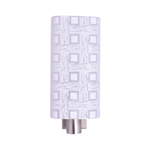 White Wall Light For Living or Bed Room-Starry Night