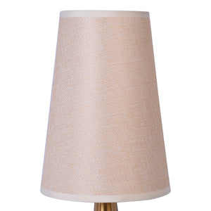 Gold Table Lamp-Starry Night