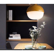 Load image into Gallery viewer, Modern E27 Bulb Round Pendant Light-Starry Night
