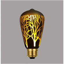 Load image into Gallery viewer, Decorative Led Bulb (Laser Design, Edison),Warm White