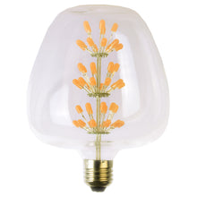 Load image into Gallery viewer, Apple Shaped Decorative 8 watt LED Bulb (Warm White)