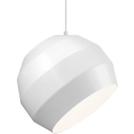 Modern White Pendant Light-Starry Night
