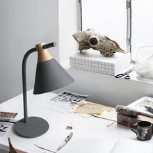 Load image into Gallery viewer, Nordic Desk Lamp Table Lamp, Grey
