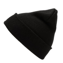 Load image into Gallery viewer, Lil Ugly Knit Beanie Black