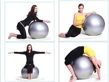 Load image into Gallery viewer, YOGA/PILATES ANTI-BURST FITNESS BALL