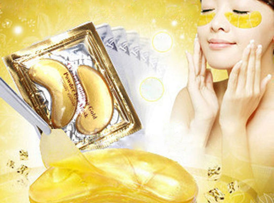 Gold Eye Mask (10 pieces)