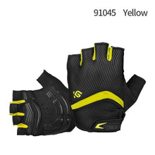Load image into Gallery viewer, Shockproof Half-Finger Cycling Gloves