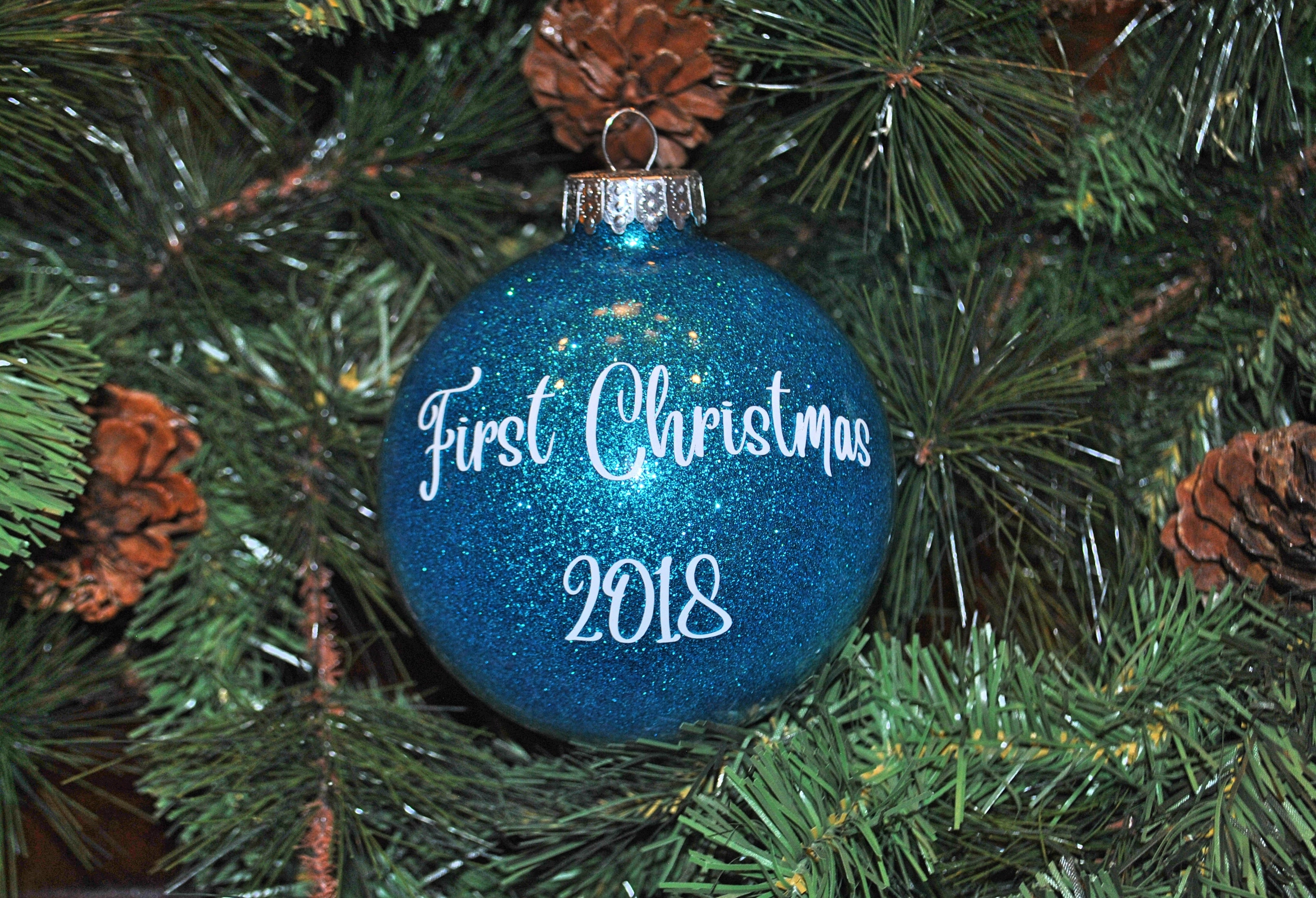"""First Christmas"" Ornaments"
