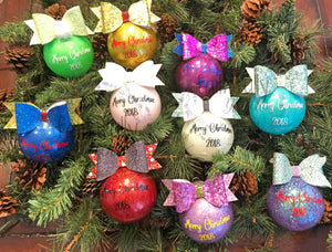 Fairytale Christmas Ornaments
