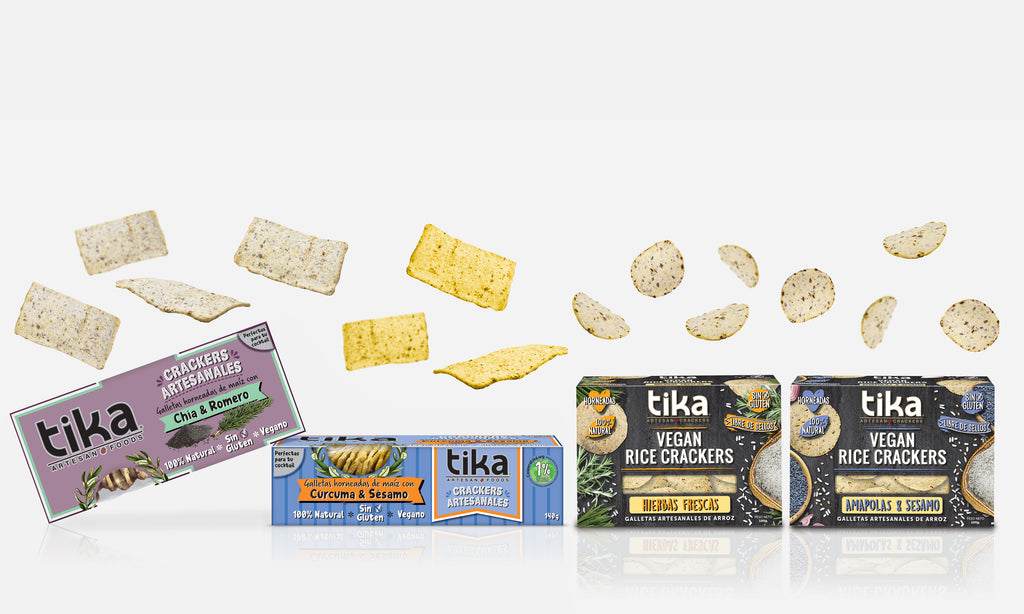 Tika Crackers