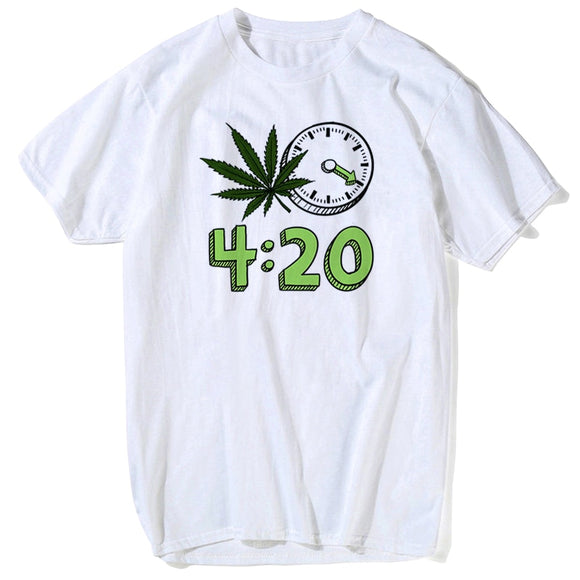 420 It's Time T - Shirt