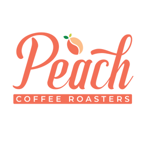 Peach Coffee Roaster - Experience how amazing coffee can be