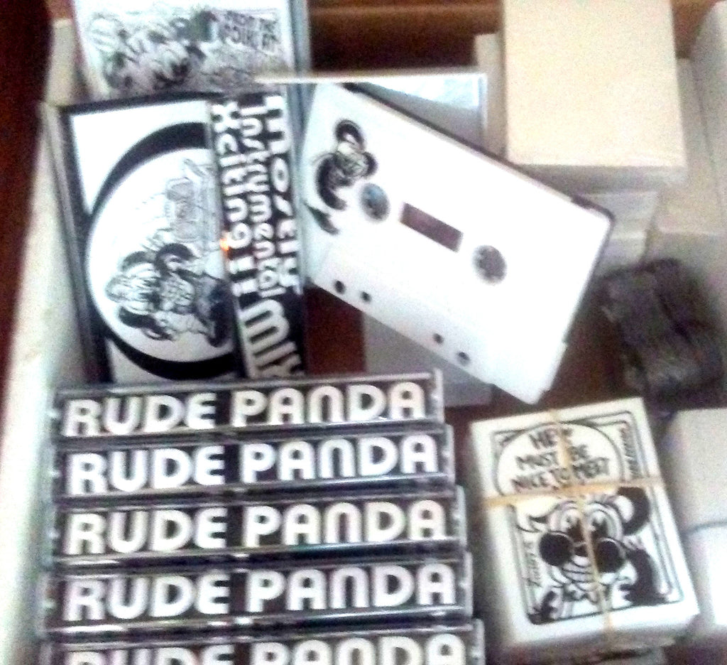 Rude Panda's Mostly Instrumental Xciting MIX !!