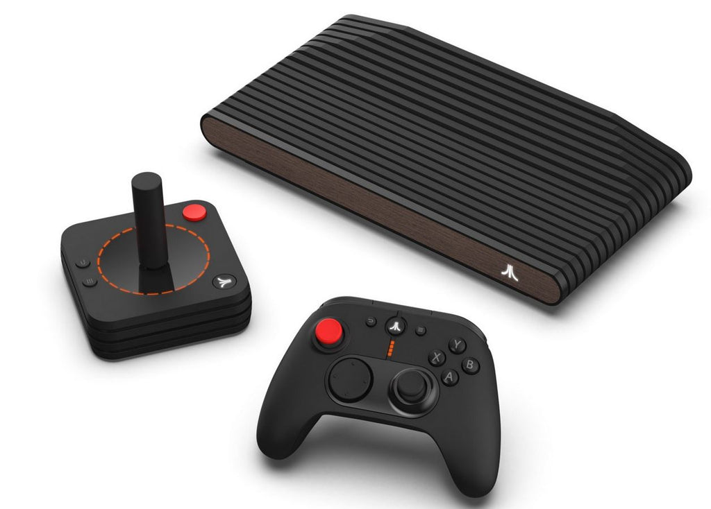 "The New ATARI VCS or ""Video Computer System""!"
