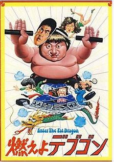 Enter The Fat Dragon Sammo Hung Poster movie image
