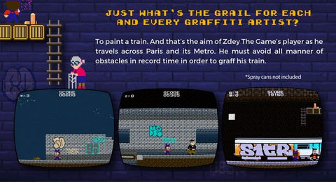 from the ZDEY game project page on kisskissbankbank