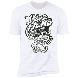 TAPE FIEND Premium Short Sleeve T-Shirt