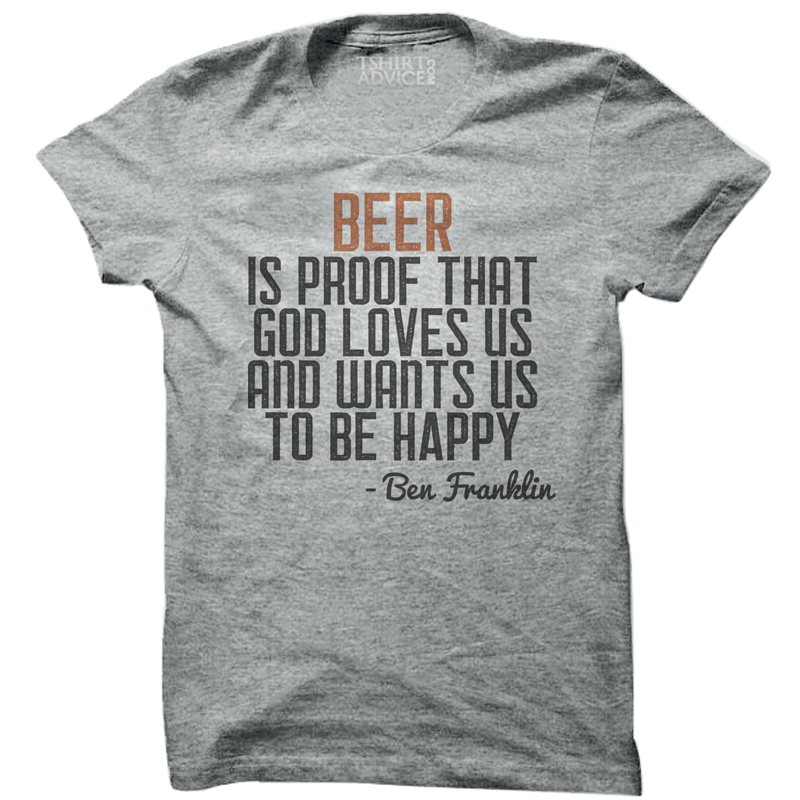 Dutch Proverb T-shirts – Men should be like coffee