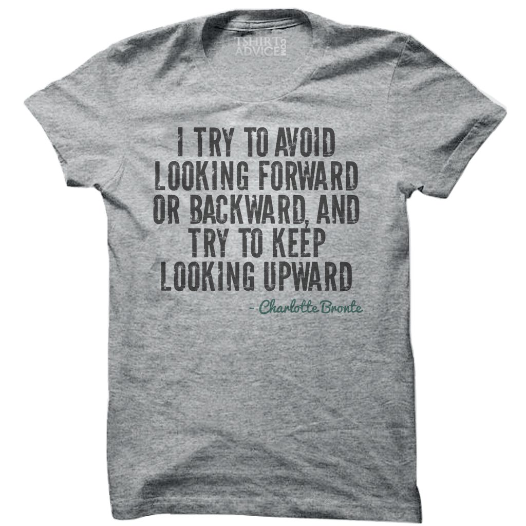 Charlotte Bronte T-shirts – I try
