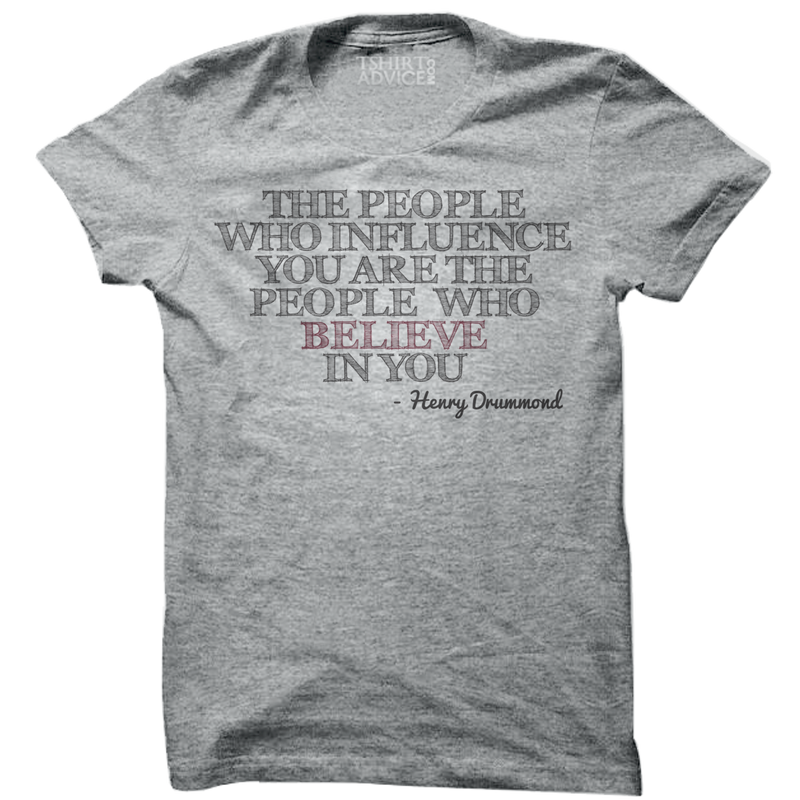 Henry Drummond T-shirts – The people who influence