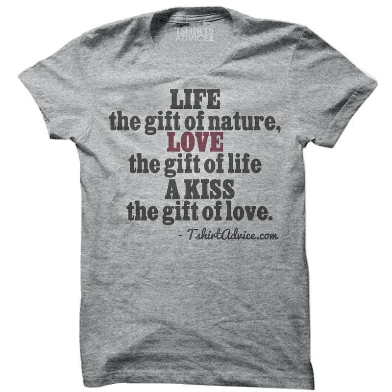 Ralph Emerson T-shirts – The only reward