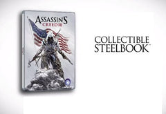Assassin's Creed III Steelbook