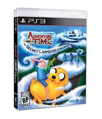 Adventure Time 3: The Secret of the Nameless Kingdom