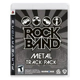 Rock Band: Metal Track Pack