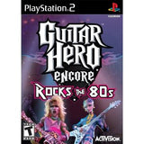 Guitar Hero Encore: Rocks the 80's