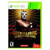 Lucha Libre AAA: Heroes of the Ring
