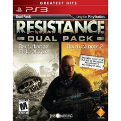 Resistance Greatest Hits Dual Pack