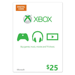 Xbox 360 Live Microsoft Points