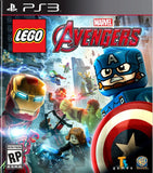 Warner Bros Lego Marvel Avengers