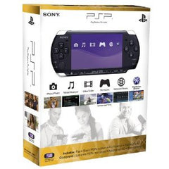 Sony Playstation Portable PSP 3000 Console System