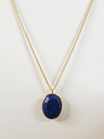 Scarlett - Blue Necklace