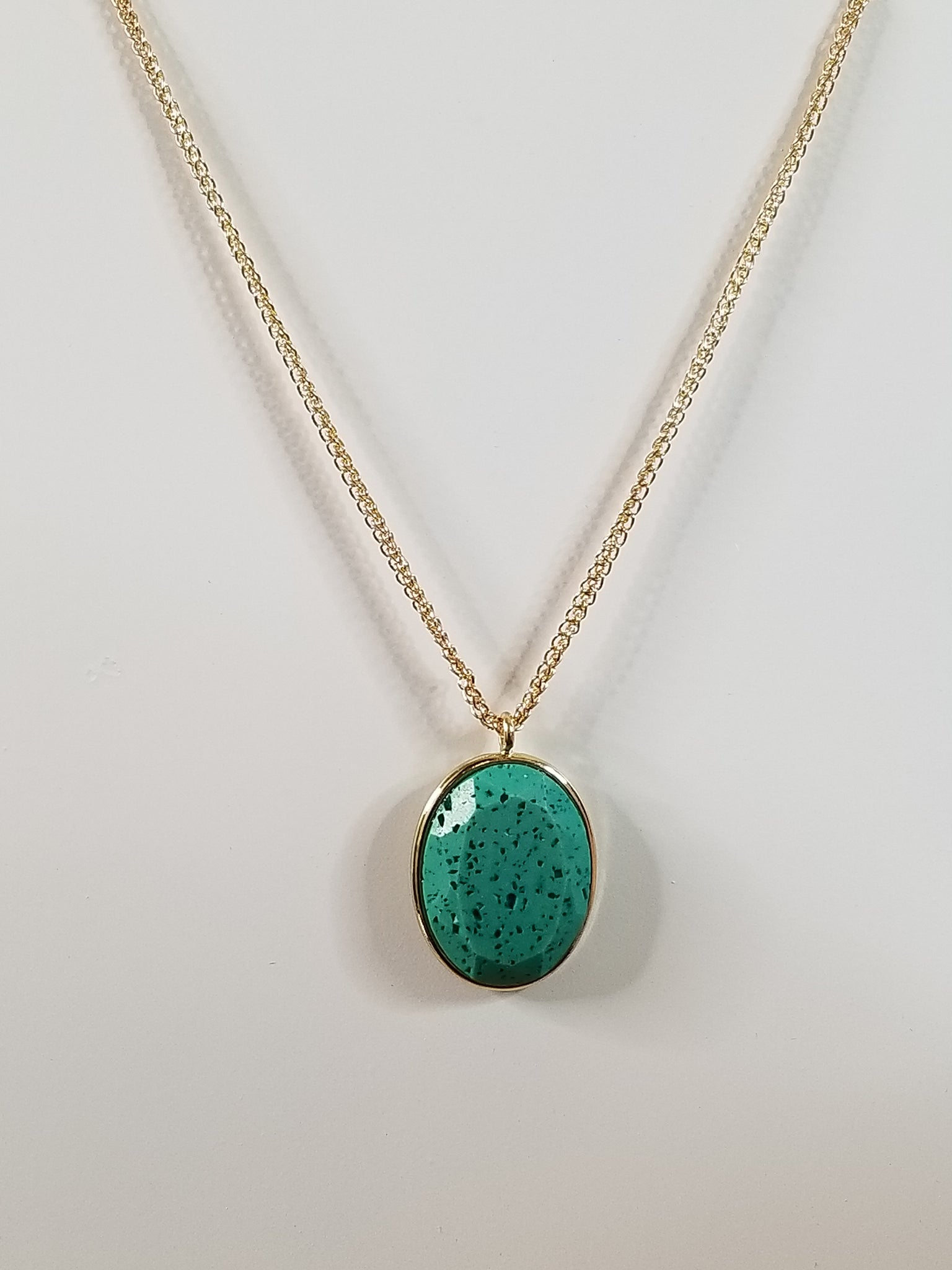 Scarlett - Turquoise Necklace