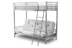 The Alaska Range - Silver Bunk Bed