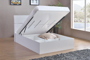 The Arden Range - High Gloss King size Bed