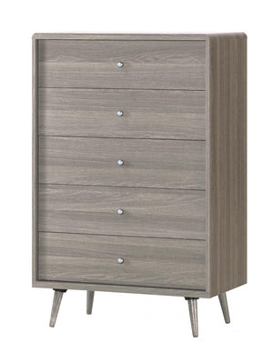 The Belvoir Range - Grey Oak Chest of Drawers