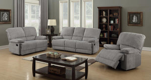 The Berwick Range - Fabric Three Seater Sofa
