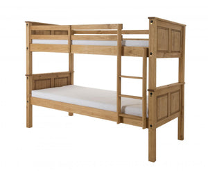 The Corona Range - Solid Pine Bunk Bed