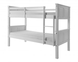 The Corona Range - White Solid Pine Bunk Bed