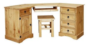 The Corona Range - Solid Pine Desks