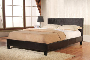 The Haven Range - PU Leather King size Bed